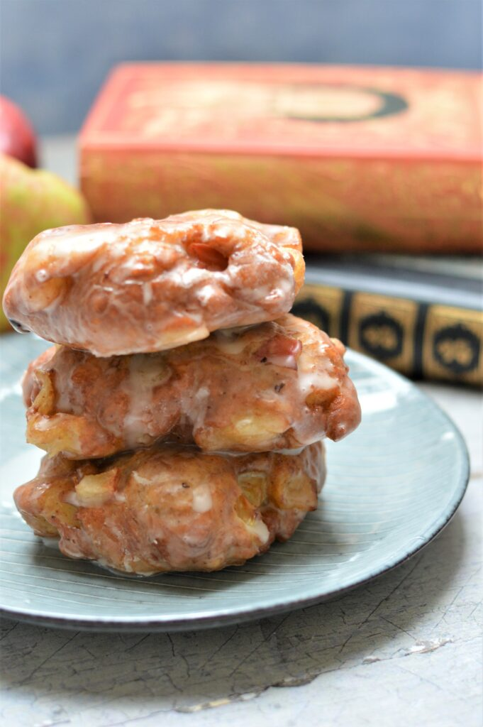 Apple fritters
